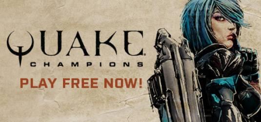 Для Quake Champions доступно новое обновление