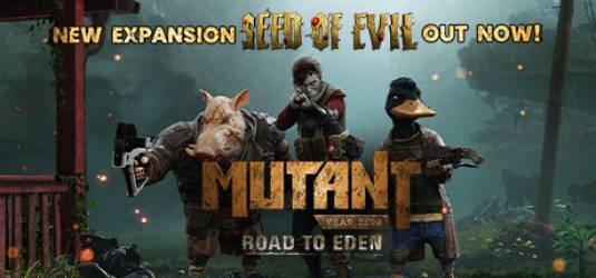 Новое видео геймплея Mutant Year Zero: Road to Eden