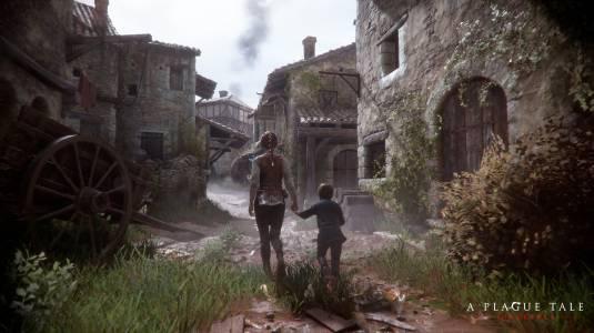 Новые скриншоты A Plague Tale: Innocence