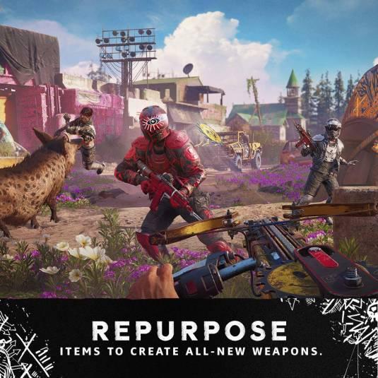 Far Cry New Dawn выйдет 15 февраля 2019 года
