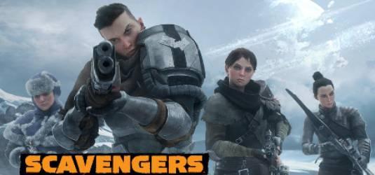 Дебютный трейлер SCAVENGERS, новой кооперативной игры на выживание