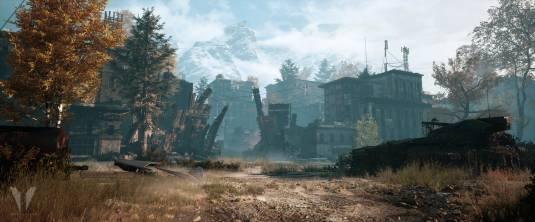 Первый скриншот Sci-Fi шутера от создателей Halo