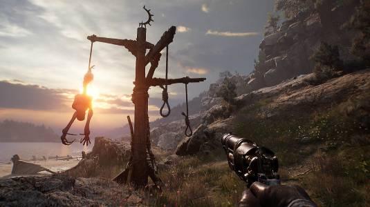 Новый скриншот Witchfire