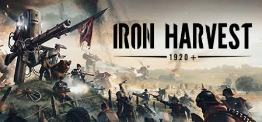 Iron Harvest - новое мультиплеерное видео