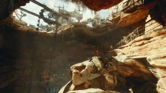 Metro Exodus - свежие скриншоты и видео геймплея