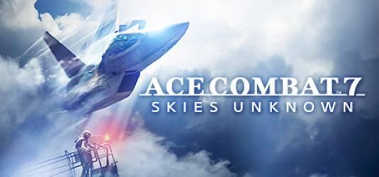 Ace Combat 7: Skies Unknown – уже в продаже