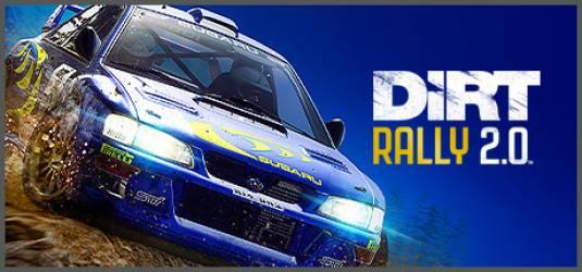 Новый трейлер DiRT Rally 2.0