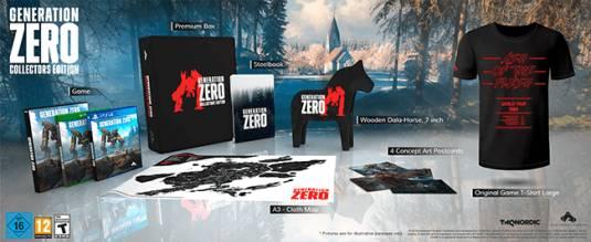 Generation Zero получила дату релиза