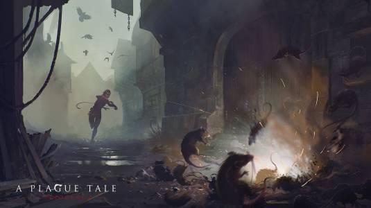 A Plague Tale: Innocence выйдет 14-го мая