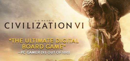 Новые лидеры в Civilization VI: Gathering Storm