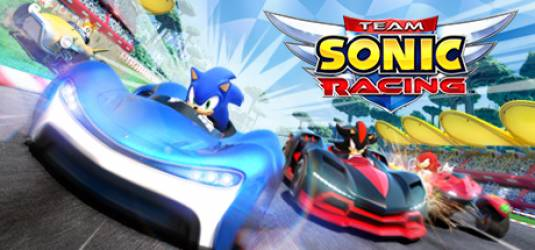 Team Sonic Racing – за кулисами музыки