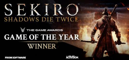 Sekiro: Shadows Die Twice порадовал сюжетным трейлером