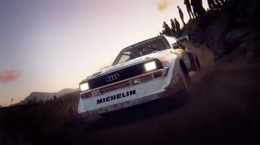 DiRT Rally 2.0 - Анонс и первые скриншоты