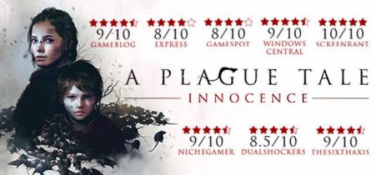 Сюжетный трейлер A Plague Tale: Innocence