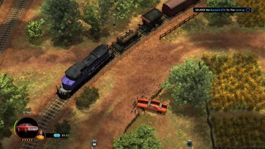Анонсирована экшн-игра с открытым миром American Fugitive
