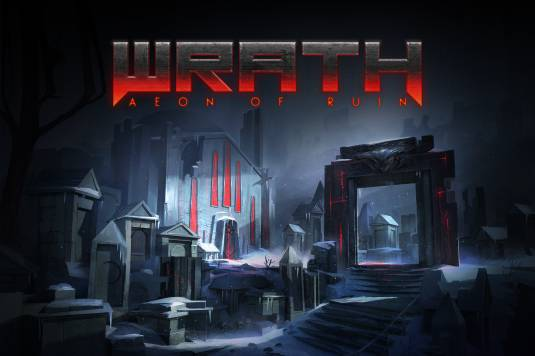 WRATH: Aeon of Ruin - духовный наследник Quake