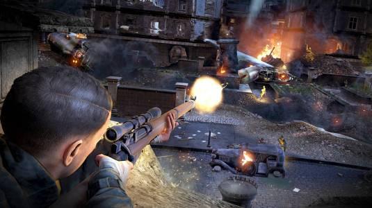 Трейлер Sniper Elite V2 Remaster и подтверждение следующей части серии Sniper Elite