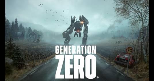 Вечерний стрим новенькой Generation Zero