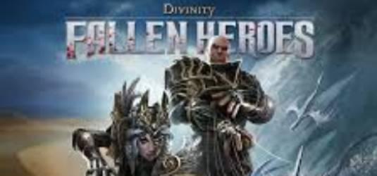 Анонсирована Divinity: Fallen Heroes