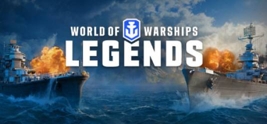 World of Warships: Legends вышла в ранний доступ