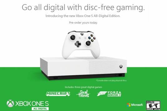 Новый Xbox с новым типом подписки для него