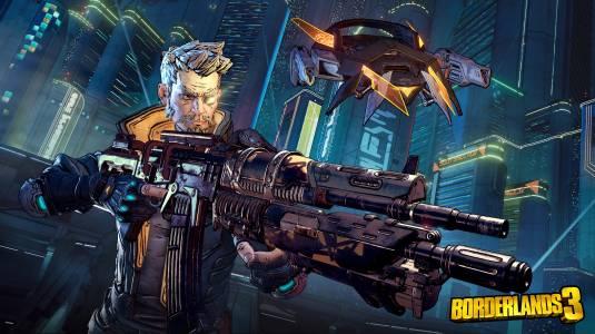 45 минут геймплея Borderlands 3