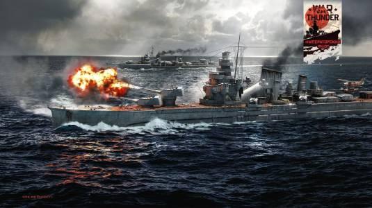 Аниме-вертолёт, японские корабли и новые зенитки в свежем обновлении War Thunder