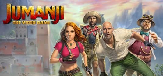 """Тизер-трейлер """"Jumanji: The Video Game"""". Премьера состоится 15 ноября"""
