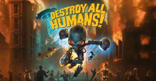 Destroy all Humans! - пришельцы среди нас. Снова!