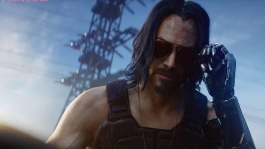 Джонни-мнемоник объявил дату релиза Cyberpunk 2077