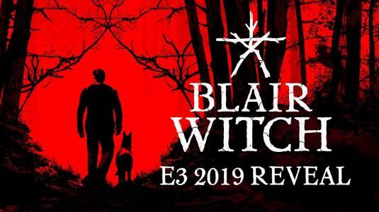 Анонс хоррора Blair Witch