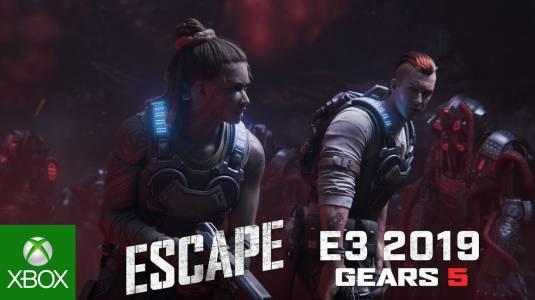 Gears 5 - релиз в сентябре