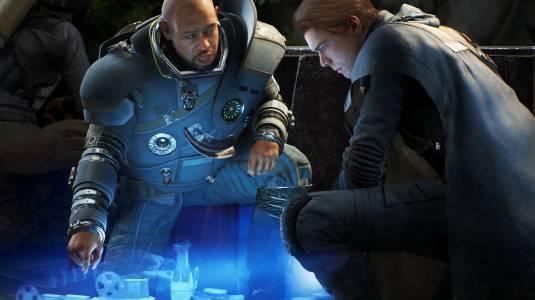Первые официальные скриншоты Star Wars Jedi: Fallen Order