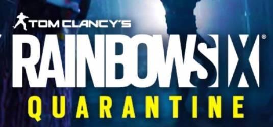 Ubisoft анонсировала Rainbow Six Quarantine