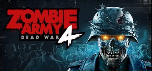 18 минут геймплея Zombie Army 4: Dead War