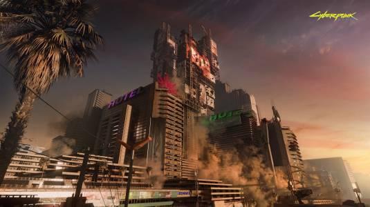 Cyberpunk 2077 официальные скриншоты с E3 2019