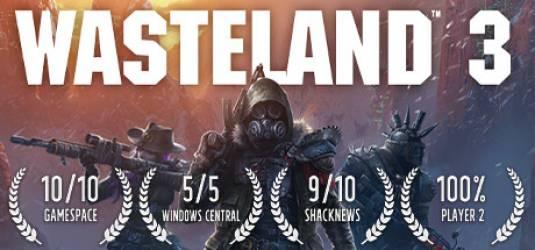Wasteland 3 выйдет весной 2020 года