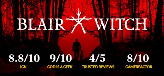 Blair Witch - 12 минут геймплея