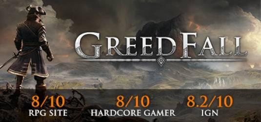 10 минут геймплея RPG Greedfall