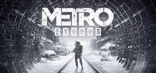 Сколько раз прошли Metro Exodus?