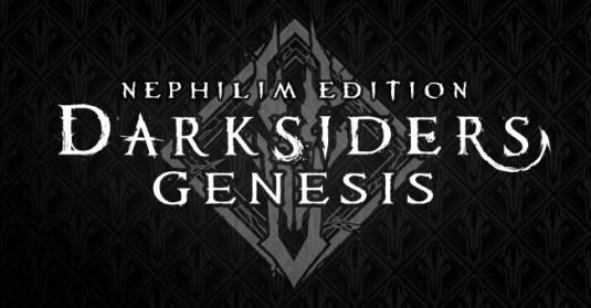 Darksiders Genesis Nephilim Edition издание в 5000 экземпляров