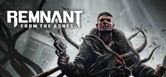 Разработчики поделились записью игры Remnant: From the Ashes