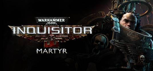 Название Warhammer 40,000: Inquisitor – Martyr может увеличится еще немного