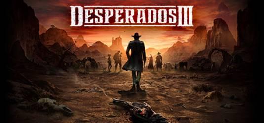 Представлена новая героиня Desperados III