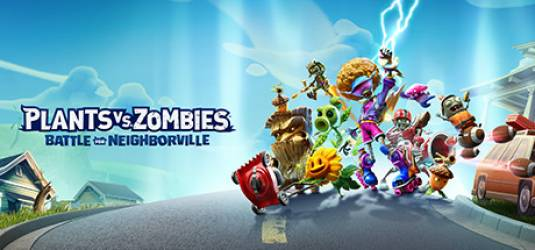 EA анонсировали Plants vs. Zombies: Battle for Neighborville