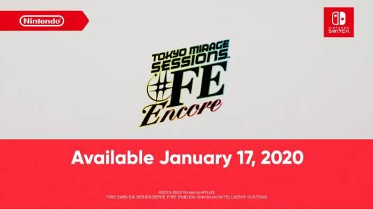 Tokyo Mirage Sessions #FE Encore портируют на Switch