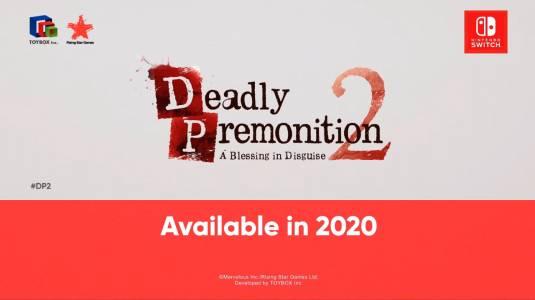 Deadly Premonition 2 - эксклюзив для Switch