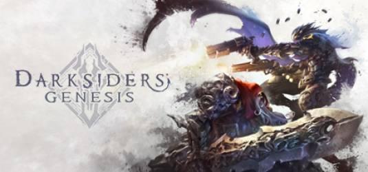 Darksiders Genesis: Знакомьтесь Война
