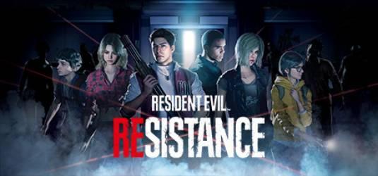 Первый геймплейный трейлер Project Resistance