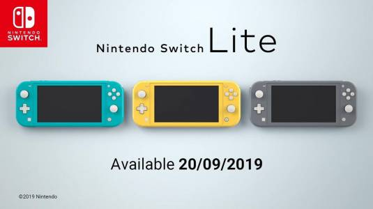 Nintendo Switch Lite - а нужна ли?